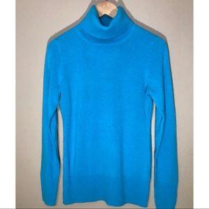 J Crew Collection Cashmere Turtleneck Sweater